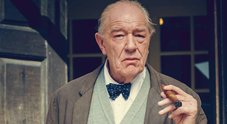 Just what was Churchill's Secret? Find out this Sunday on PBS' Masterpiece!