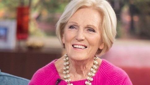 Mary Berry exits GBBO
