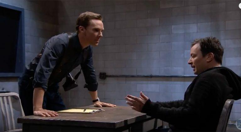 Jimmy Fallon's Mad Lib Theater with Benedict Cumberbatch
