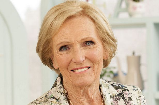 'Secrets from Britain's Great Houses' up next for GBBO's Mary Berry