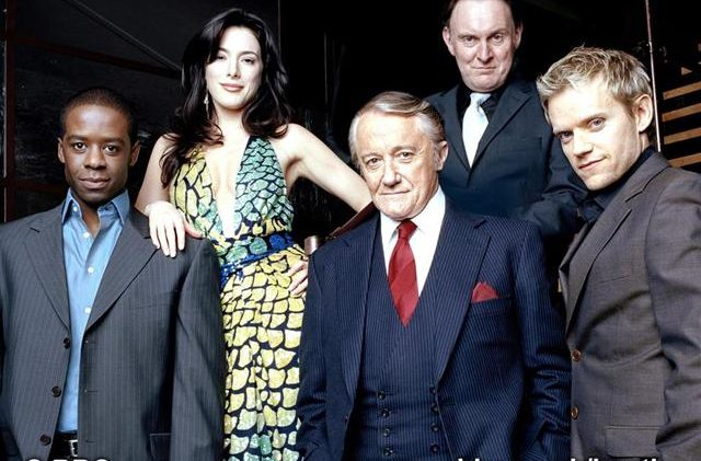 R.I.P. Robert Vaughn – star of 'The Man from U.N.C.L.E.' and 'Hustle'