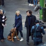 Working with the dog in 'Sherlock' not as elementary as it appears on screen
