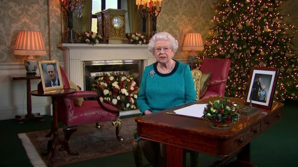 Her Majesty The Queen's Christmas Message – 2016