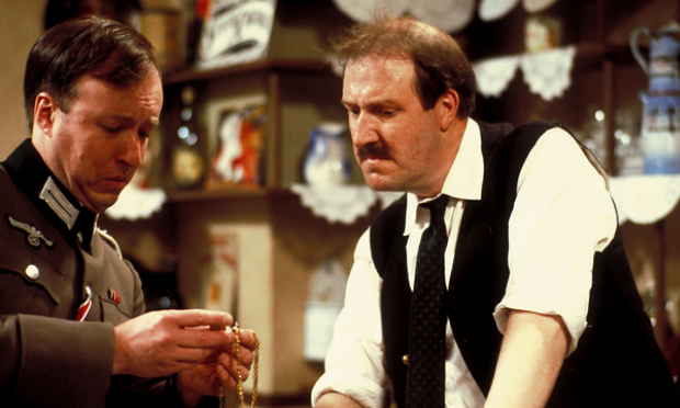 """Listen very carefully, I will say this only once"" — 'Allo, 'Allo's Gorden Kaye dies at 75"