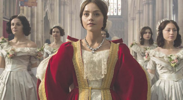 Victoria's reign begins tonight on PBS following 'Sherlock'