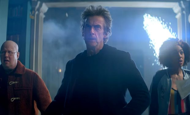 Doctor Who S10 trailer speak volumes in :30 seconds