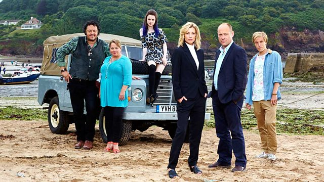 BBC commissioner signs 'The Coroner' death certificate after two series