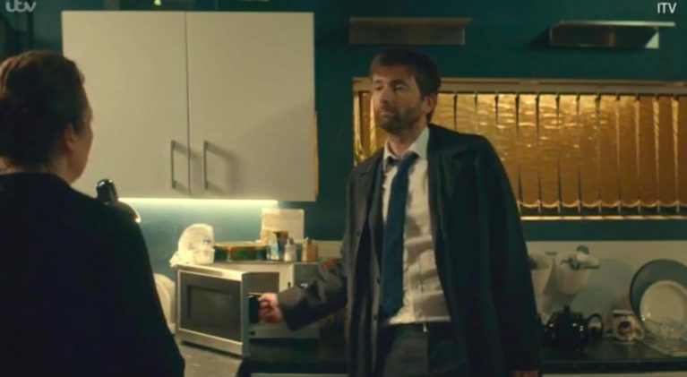"Did David Tennant start ""Tea-mageddon"" last month by making tea in the microwave?"