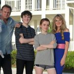 Philip Glenister and Lesley Sharp are Brits 'Living the Dream' in Florida