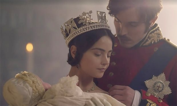 PBS sets 1.14.18 as premiere for 'Victoria' S2