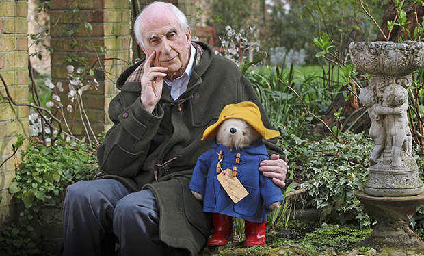 Paddington Bear author/creator, Michael Bond, dies at 91