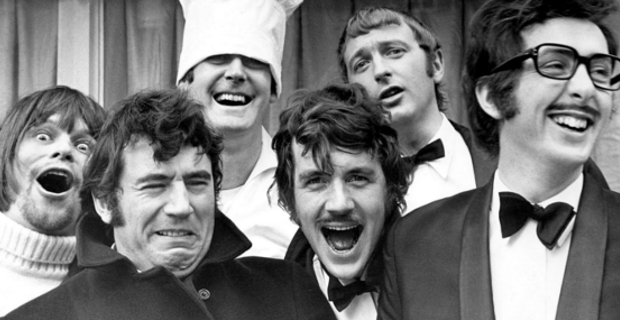 Celebrating National Asteroid Day with Monty Python and asteroids #9617-9622