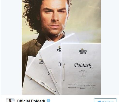 Poldark S4 confirmed by none other than Capt Ross Poldark himself