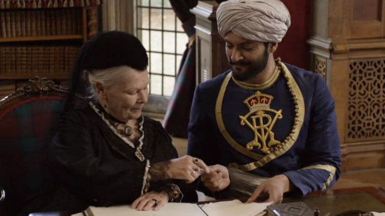 Dame Judi Dench as Queen Victoria in 'Victoria & Abdul'