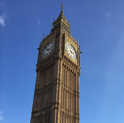 Big Ben set to 'bong its last bong' until 2021