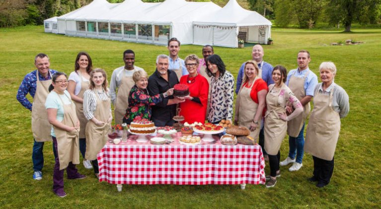 A scientist, a banker, a blacksmith and more square off in new 'Great British Bake Off'
