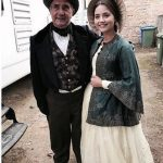 Jenna Coleman's granddad is 'man in crowd' in 'Victoria' S2