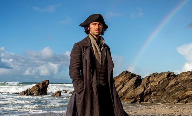As 'Poldark S3' comes to a close in the UK, what's ahead for S4 & S5?