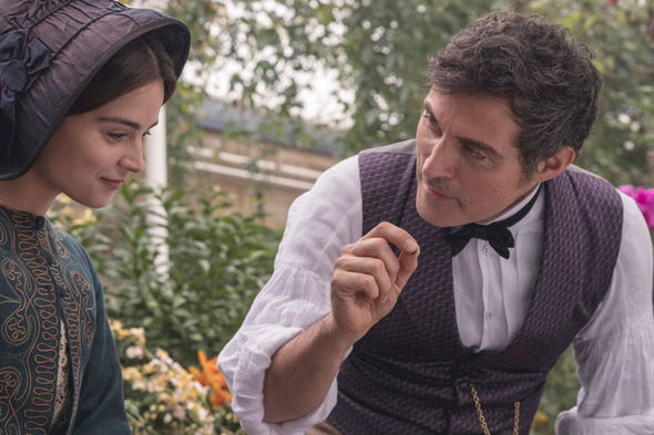 Lord M set for series 2 return in 'Victoria'!