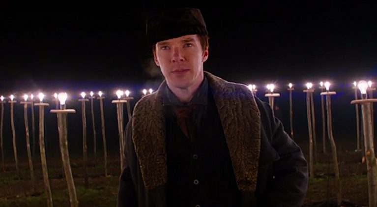 """Benedict Cumberbatch's """"The Current War"""" is….electric!"""