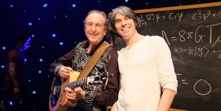 Eric Idle and Brian Cox to explain 'The Entire Universe' this Christmas on PBS