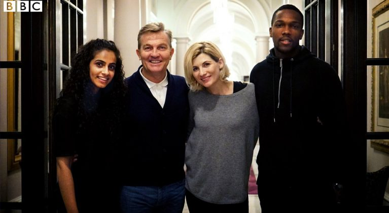 Jodie Whitaker's TARDIS is about to get crowded with companions