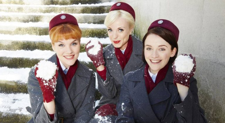 It's Nonnatus House vs The Big Freeze for the 2017 'Call the Midwife' Christmas Special