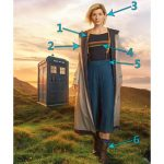 A deep dive analysis of Jodie Whitaker's new Time Lord outfit