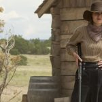 Michelle Dockery leaves Lady Mary in her rear-view mirror in 'Godless'