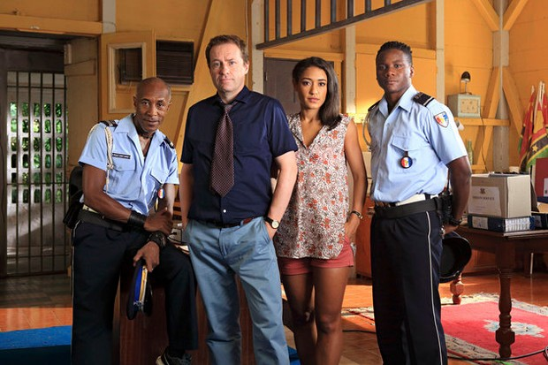 Despite Irma and Brexit, 'Death in Paradise' set to return for S7 in January