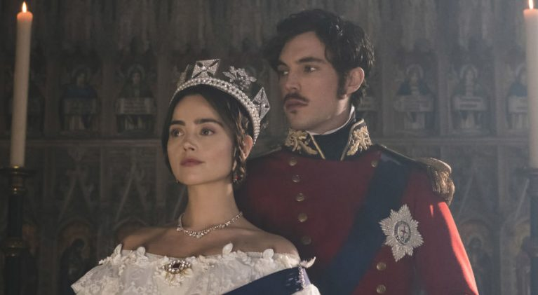 It looks to be anything but a silent night this Christmas for 'Victoria'