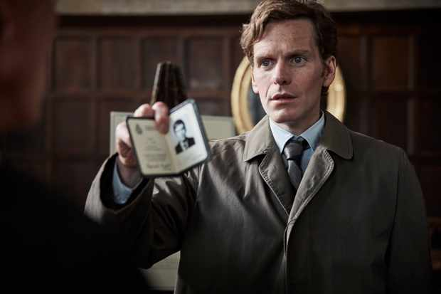 Forget the Super Bowl, 'Endeavour' returns to ITV this Sunday