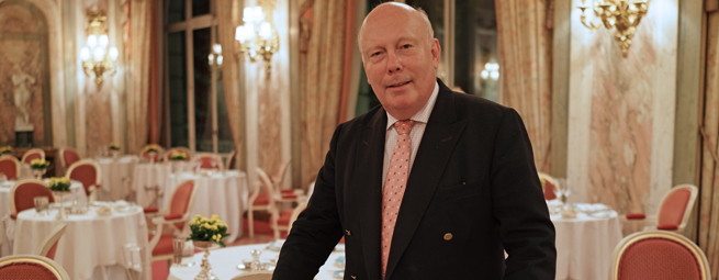 NBC's The Gilded Age next up for 'Downton Abbey' creator, Sir Julian Fellowes