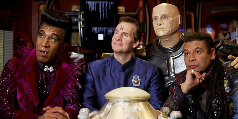 As 'Red Dwarf' turns 30, cast and crew look ahead to RDXIII