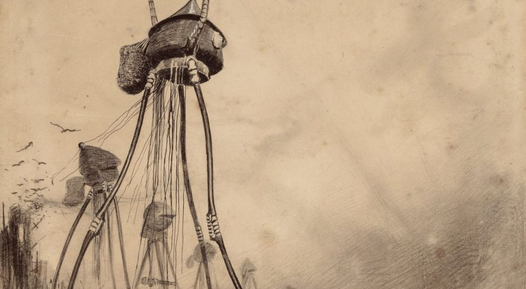 BBC's proposed Victorian-age 'War of the Worlds' surfaces again