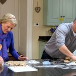PBS to get the British Baking Show band back together for an Easter Masterclass!