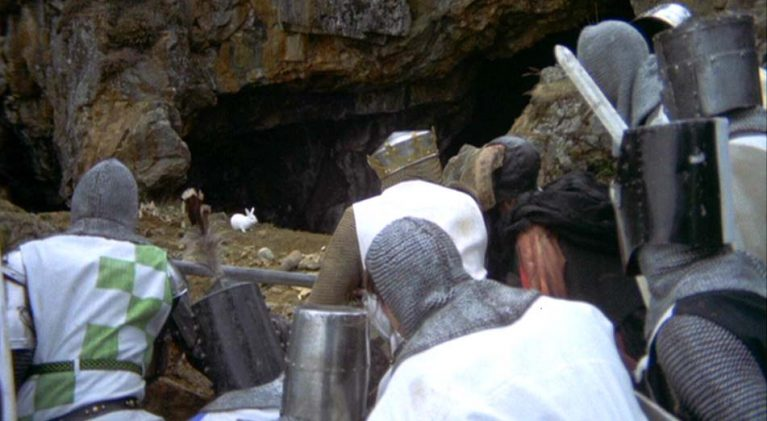 Monty Python reminds us all this Easter to 'Fear the Bunny'!