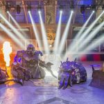 Ultimate 'house robot', BBC2, triumphs over Sir Killalot and Matilda by axing 'Robot Wars'.
