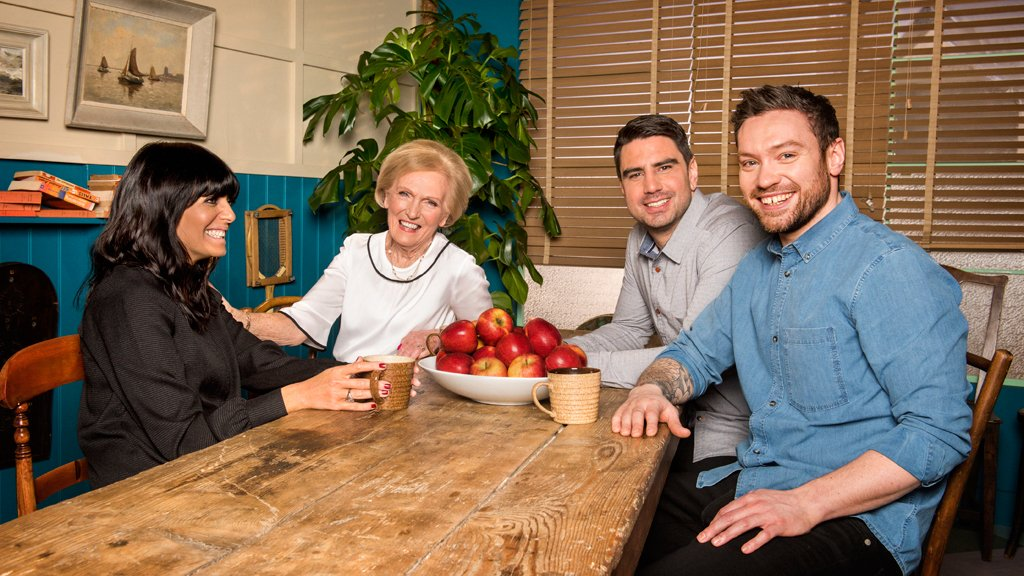 Mary Berry Goes In Search Of Britains Best Home Cook On Bbc1