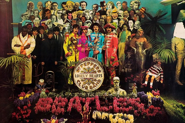 Celebrate Record Store Day and the anniversary of Sgt Pepper all at once on Saturday