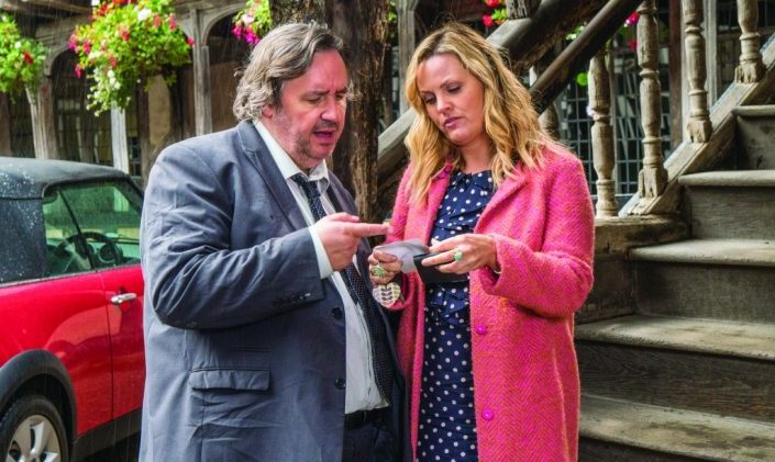'Shakespeare & Hathaway – Private Investigators' commissioned for a second series