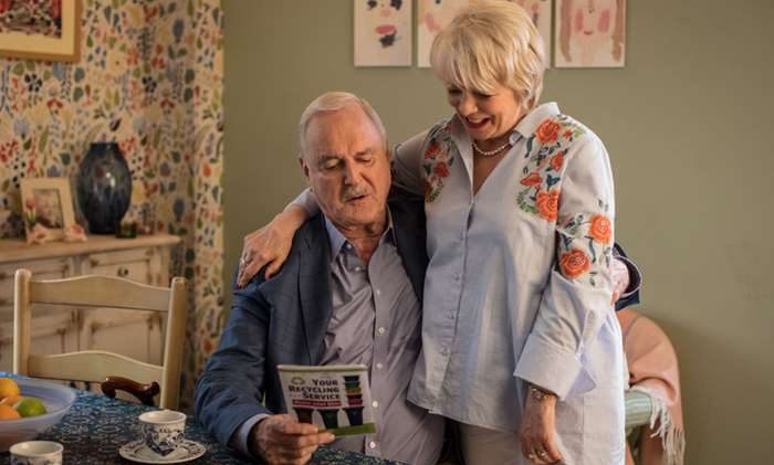 BBC to hold John Cleese's sunset up for a 2nd series