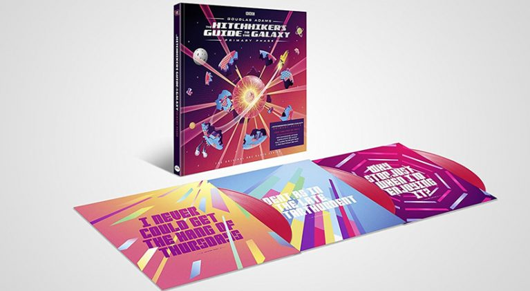 The original Hitchhiker's Guide going the vinyl route for the first time