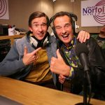 Filming of 'This Time with Alan Partridge' has wrapped