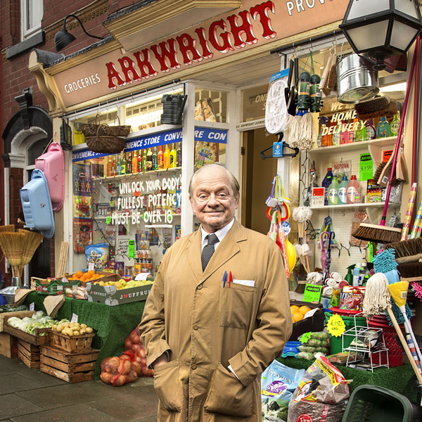 Arkwright Food Store