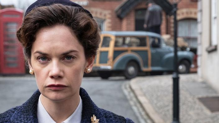 Luther's Ruth Wilson stars as her own grandmother in 'Mrs. Wilson' for PBS' Masterpiece