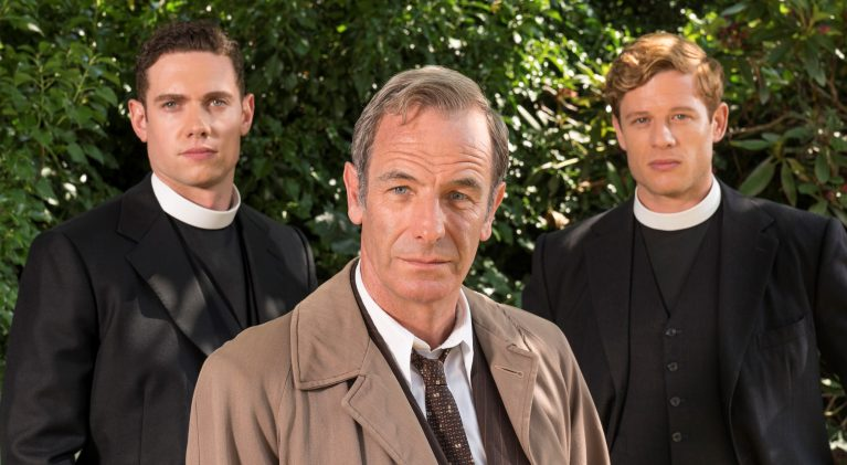There's a new crime-solving vicar in town as Tony Brittney joins the cast of 'Grantchester'