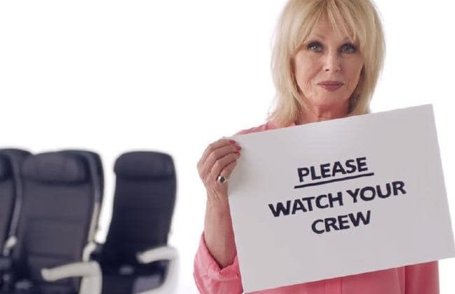 British Airways raises the bar, once again, with pre-flight safety video you will actually pay attention to!
