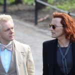 Good & Evil join forces to avoid the Apocalypse in 'Good Omens' from Neil Gaiman and Terry Pratchett