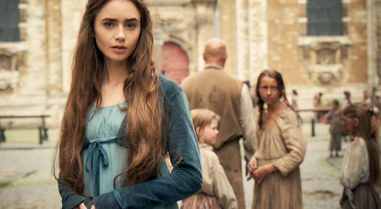 First look at the next PBS/BBC 'masterpiece', Les Miserables